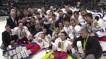 Na hokejovém mistrovství světa v roce 2000, které se konalo v ruském Petrohradu, obhájil český tým zlaté medaile z roku předchozího.