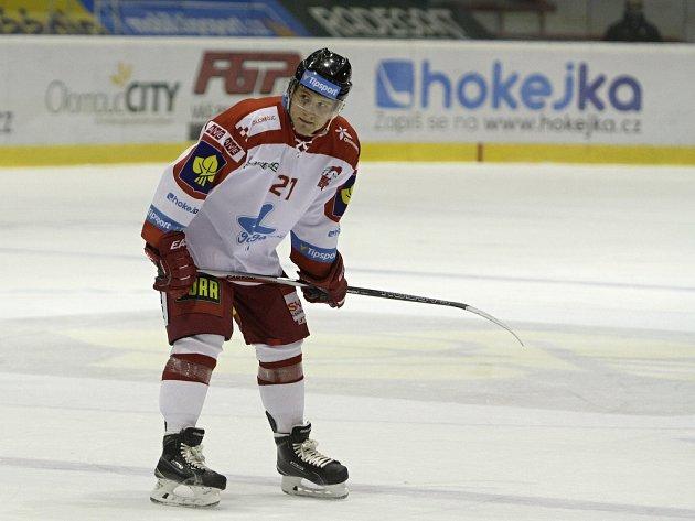 Alex Rašner z Olomouce.