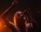 V Praze vystoupil Iggy Pop & The Stooges