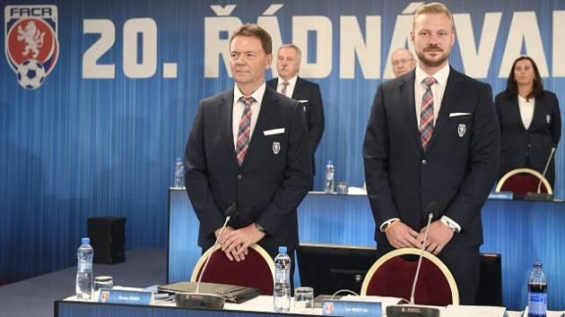 Jan Pauly (vpravo) na fotce s Romanem Berbrem