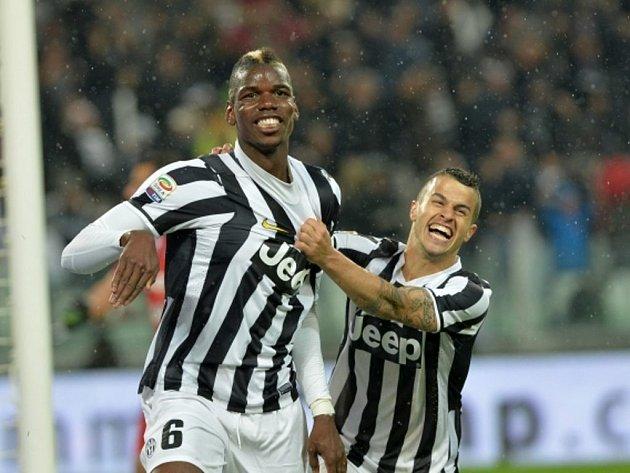 Fotbalisté Juventusu Turín to dokázali: dokráčeli si pro další vítězství v Serii A.