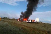 V Kolumbii havarovalo letadlo