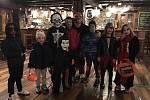 Ve své restauraci Posada ve vesnici Eugi na severu Španělska Josef Pour karneval pro děti nějaký čas neuspořádá.