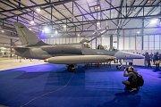 Nový letoun L-159 je znovu na startu