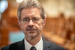 Předseda Senátu Miloš Vystrčil.