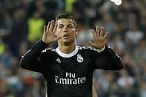 Ludogorec Razgrad - Real Madrid: Cristiano Ronaldo se z druhé penalty nemýlil