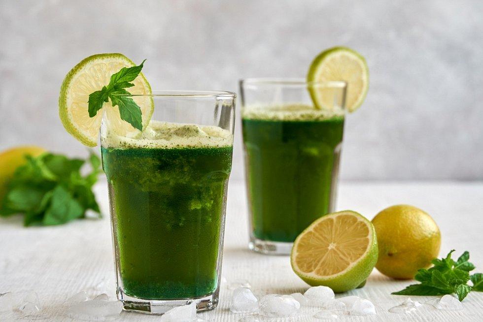 Limonana – izraelská mátová limonáda