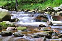Řeky se vylily ze břehů i na Šumavě, ale žádné škody nenapáchaly. Situace na Šumavě na rozdíl od jiných míst v republice kritická není.
