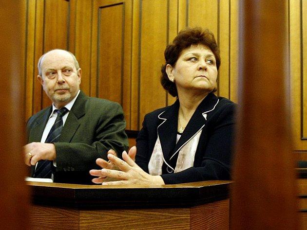 Exministryně zdravotnictví Marie Součková stanula před soudem