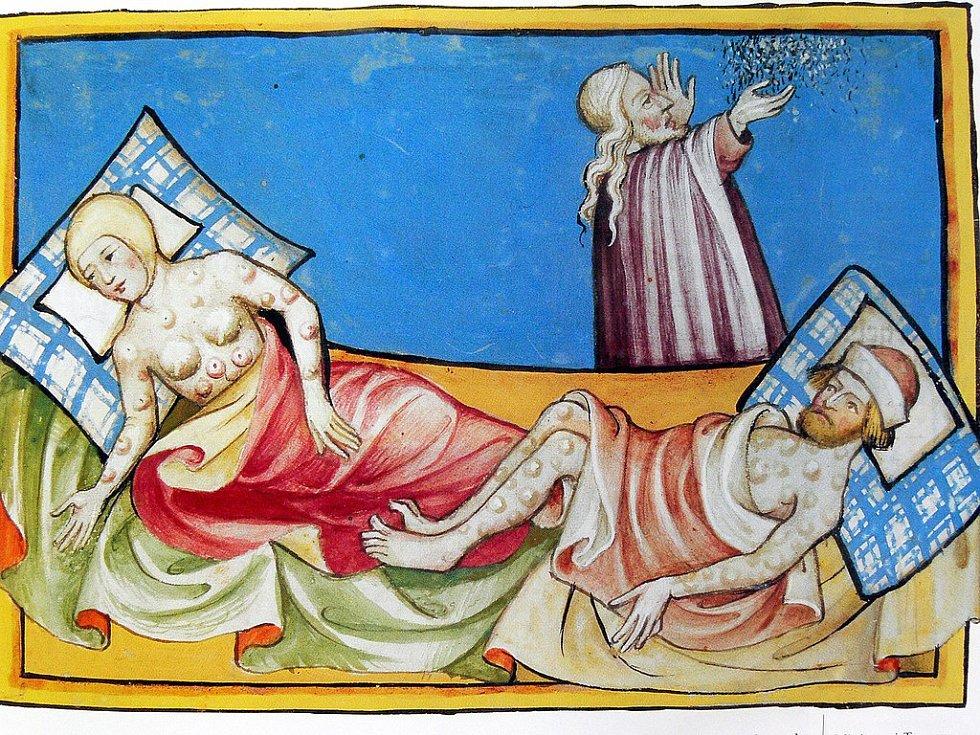 Dýmějový mor byl největší hrůzou středověku