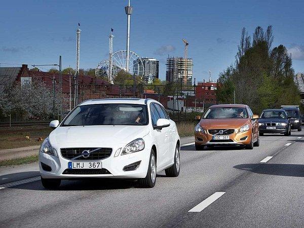 Volvo pustí automaticky řízená vozidla na veřejné silnice.