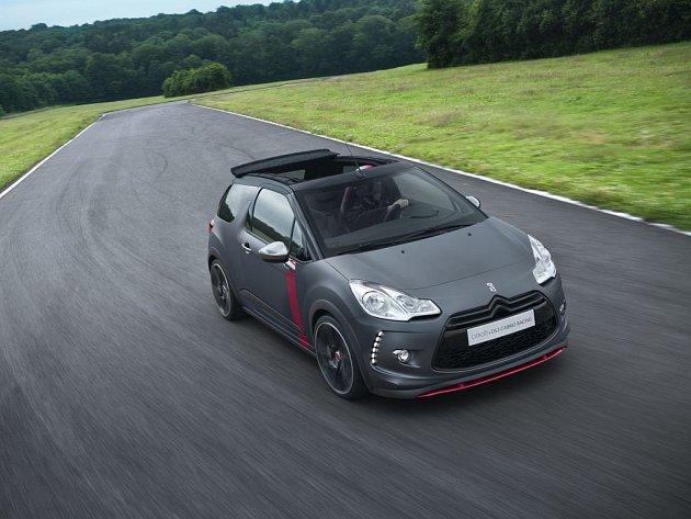 Koncept Citroën DS3 Cabrio Racing.