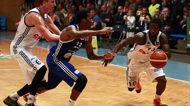 Basketbalisté Ostravy zdolali Brno