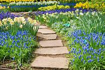 Zahradní cestička