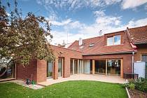 Architektura - Studio AEIOU. Rekonstrukce rodinného domu v Brně