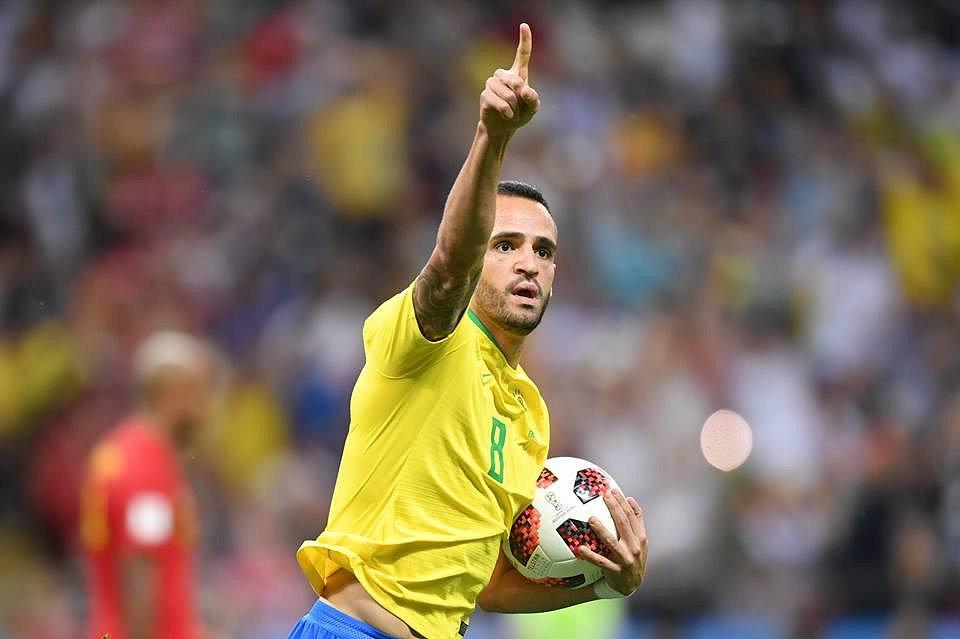 Renato Augusto snížil, Brazílie přesto končí.