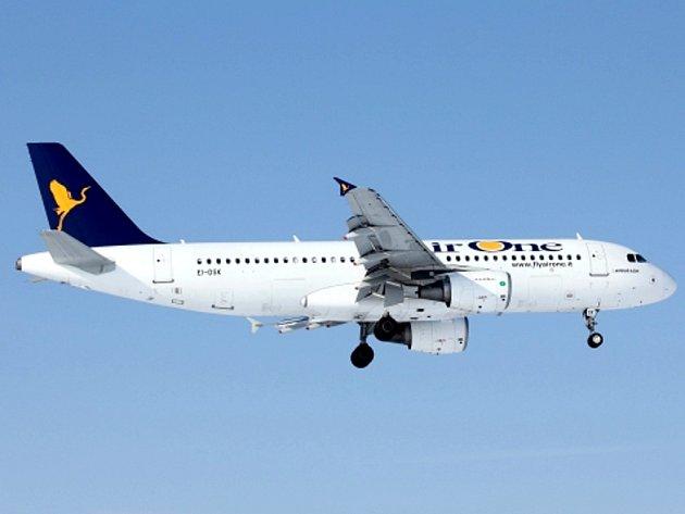 Airbus A320 je civilní dopravní letoun pro provoz na krátkých a středních tratích.