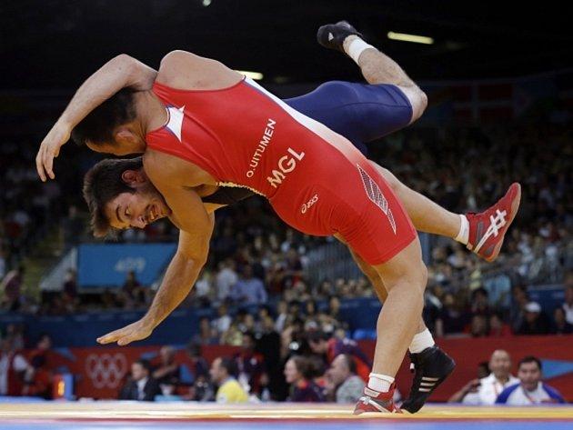 Zápas se stal znovu olympijským sportem.