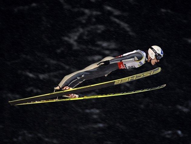Jan Matura si doskočil na MS ve Val di Fiemme na středním můstku pro dvanácté místo.