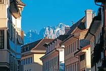 Pohled na Dolomity je nedílnou součástí Bolzana.