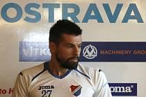 Milan Baroš bude v Baníku oblékat dres s číslem 27.