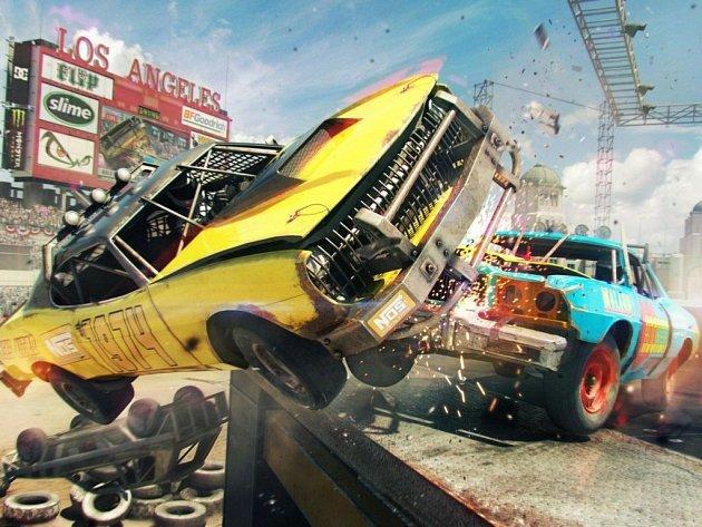 Počítačová hra Dirt: Showdown.