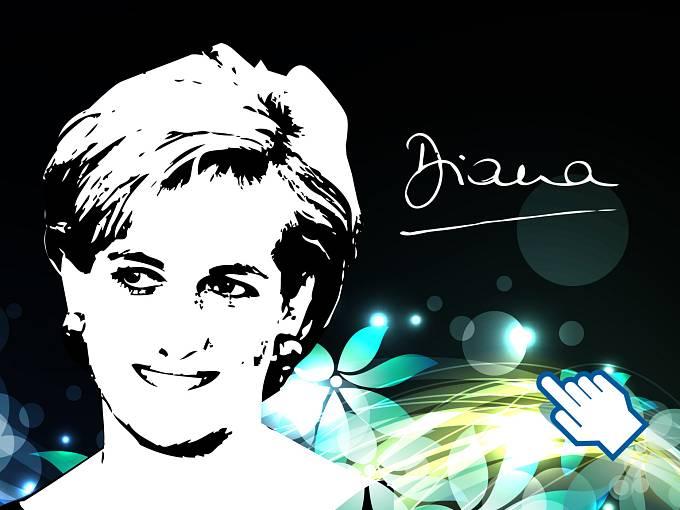 Lady Dianu obdivovaly milióny lidí po celém světě. Princezna z Walesu byla první manželkou následníka britského trůnu, prince Charlese.