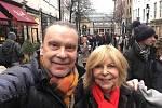 Hana Zagorová a Štefan Margita v Londýně