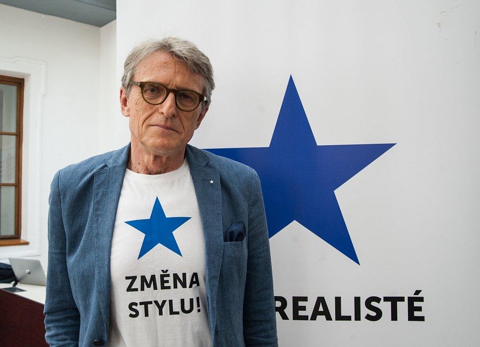 Zakladatel Realistů Petr Robejšek