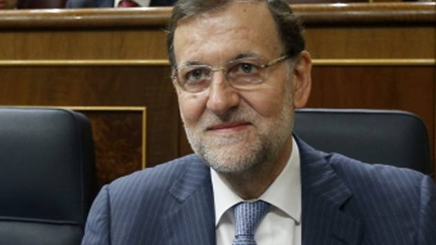 Španělský premiér Mariano Rajoy.