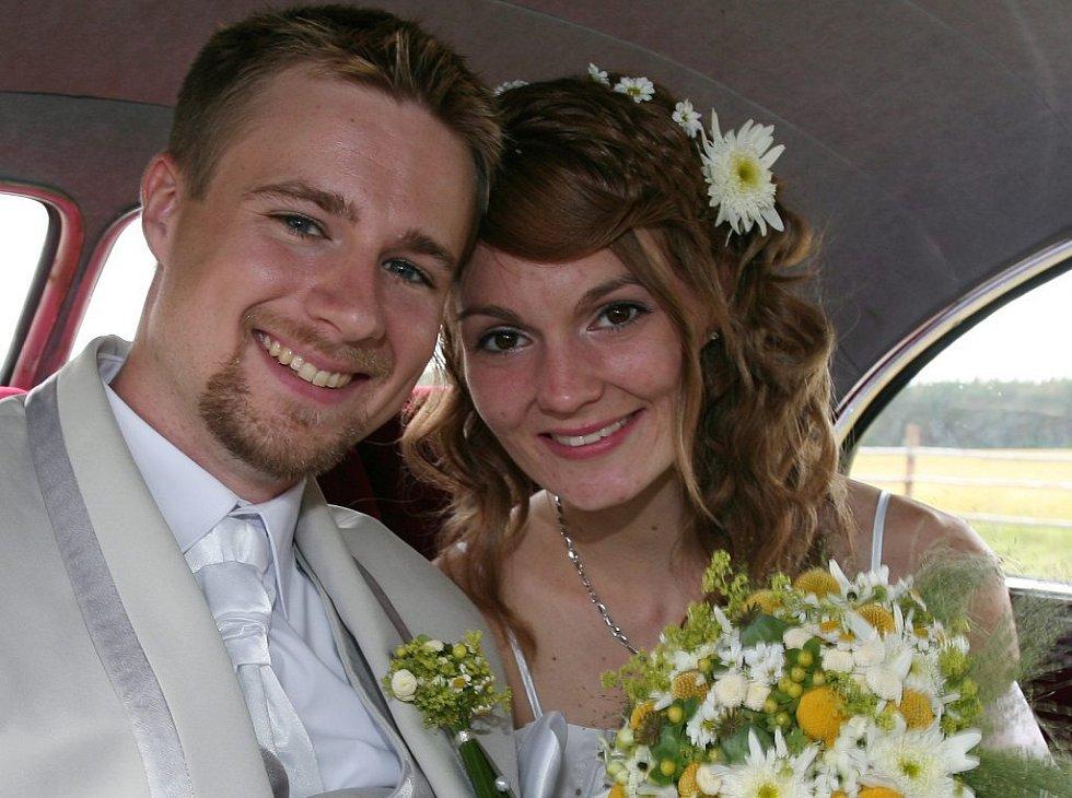 Olympijská medailistka ve sportovní střelbě Kateřina Kůrková z Plzně se v sobotu v zámeckém statku Býkov vdala za amerického kolegu Matthewa Emmonse.