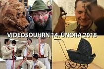 Videosouhrn Deníku – středa 14. února 2018