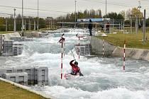 Vodní slalom u Londýna