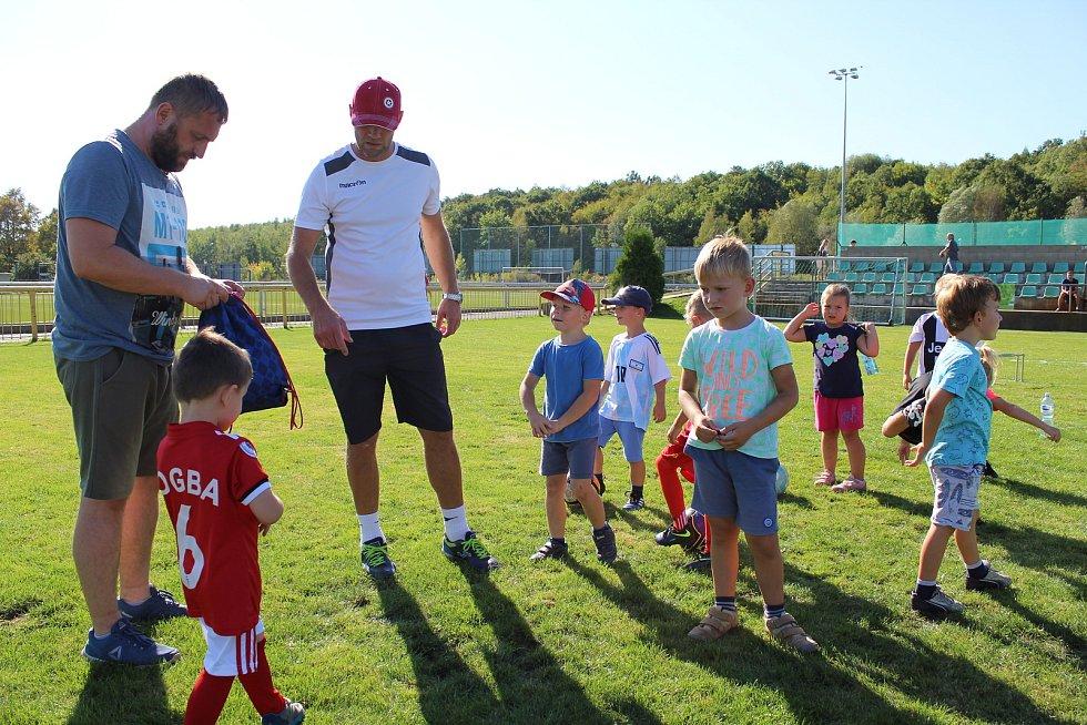 Baník Souš, nábor mladých fotbalistů