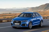 Audi RS Q3 performance.