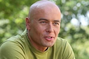 Dálkový plavec Rostislav Vítek.