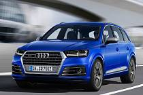 Audi SQ7 TDI.