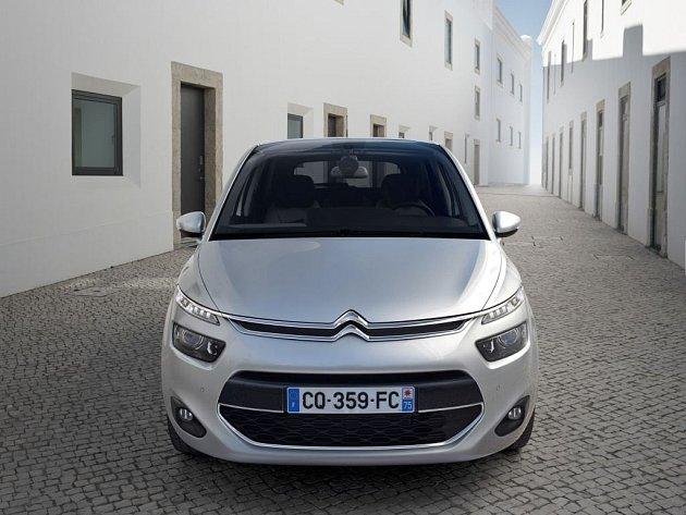 Citroën C4 Picasso.