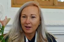 Atletka Eva Vrabcová Nývltová.