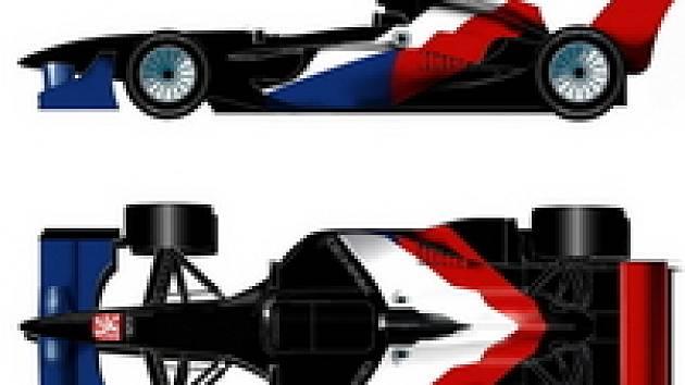 Český tým A1 GP v nových barvách
