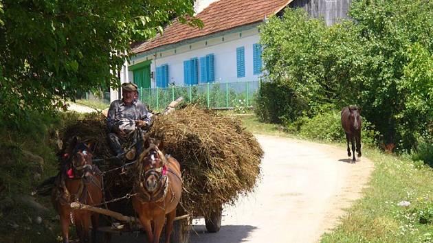 Banát - české vesnice v Rumunsku