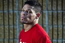 Boxer Orlando Cruz.
