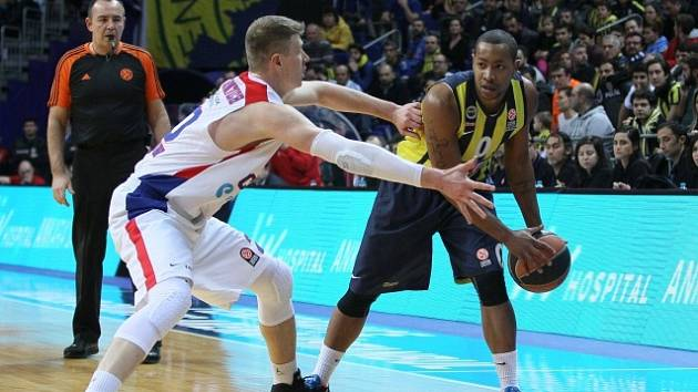 Fenerbahce podlehlo CSKA Moskva