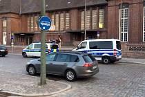 Ve vlaku ve Flensburgu došlo k nožovému útoku