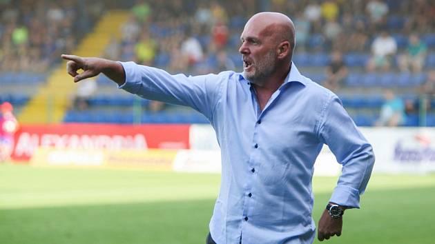 Fotbalový trenér Michal Bílek