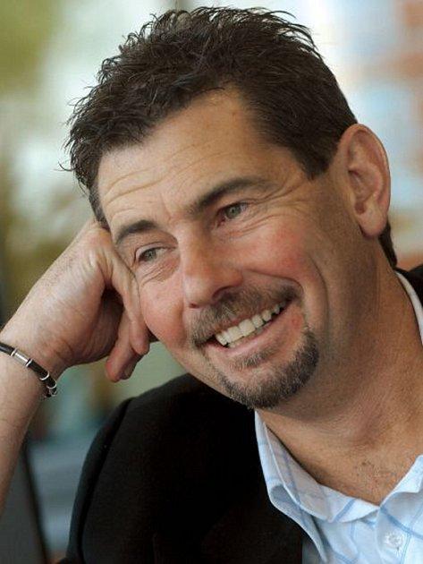 Ředitel Vodafonu Grahame Maher