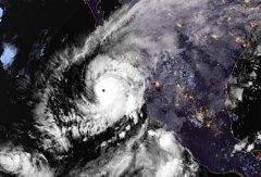 Na Mexiko se řítí hurikán Willa