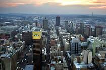 Johannesburg - ilustrační foto.