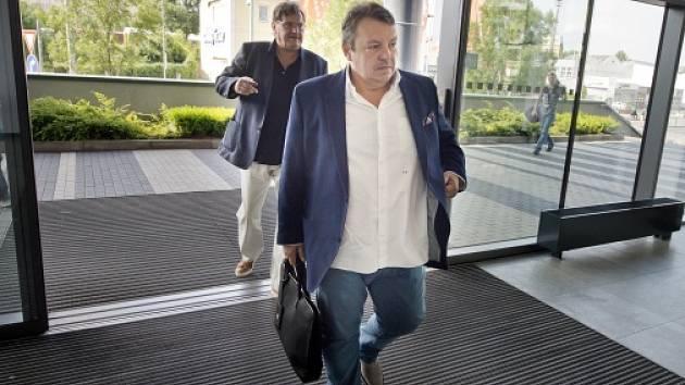 Tomáš Král se snaží vyřešit korupční kauzu