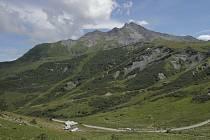 Alpy. Ilustrační snímek